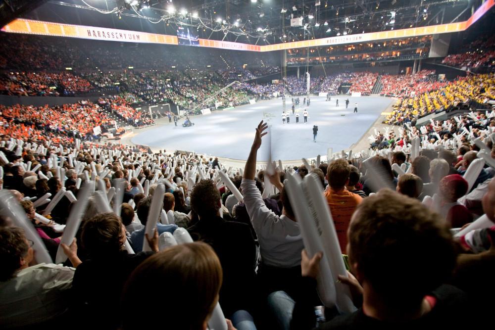 Hallenstadion, Zurich venue, Time Out Switzerland