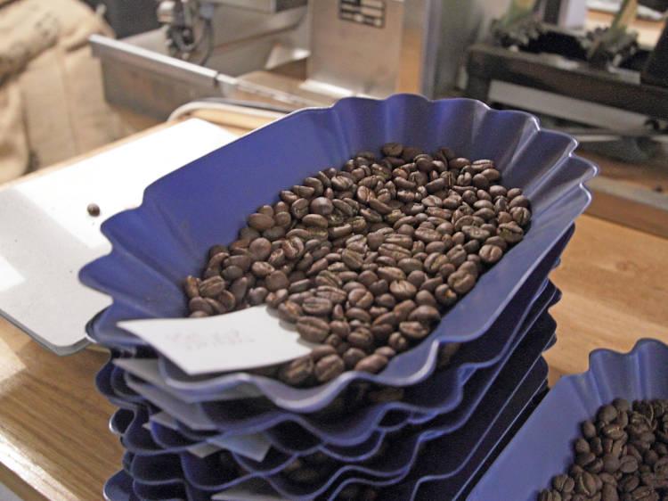 « Cupping » : dégustation de café