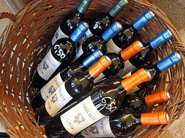 La Cave de Belleville cave à vin Paris