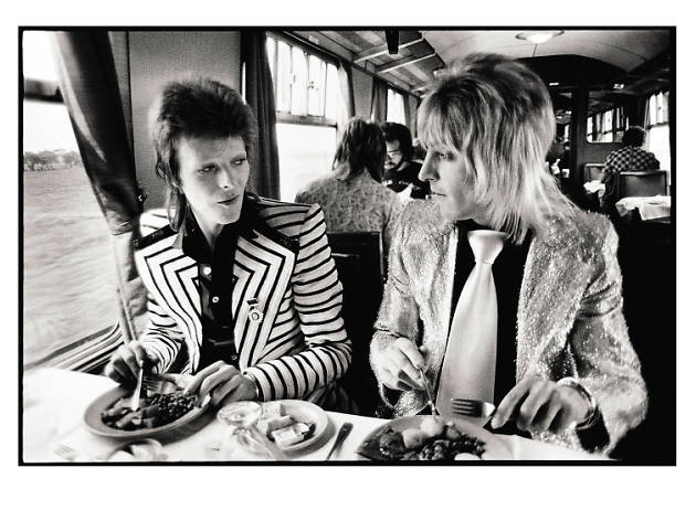 David Bowie i Mick Ronson
