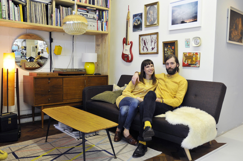 Apartment of Cicilia Hammarborg and Konrad