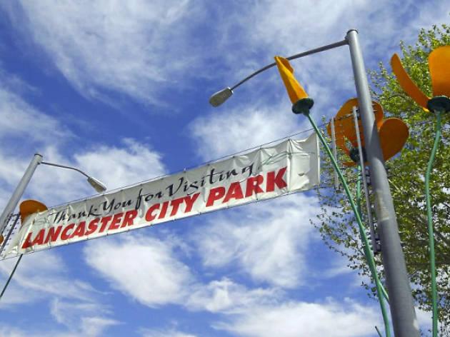 Lancaster City Park