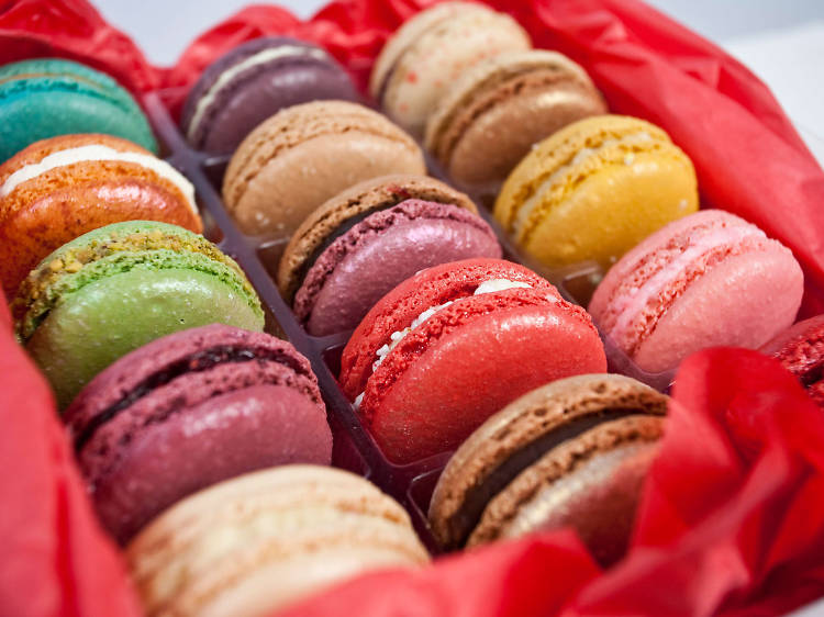The best macarons in NYC