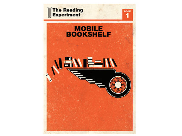 Mobile Bookshelf