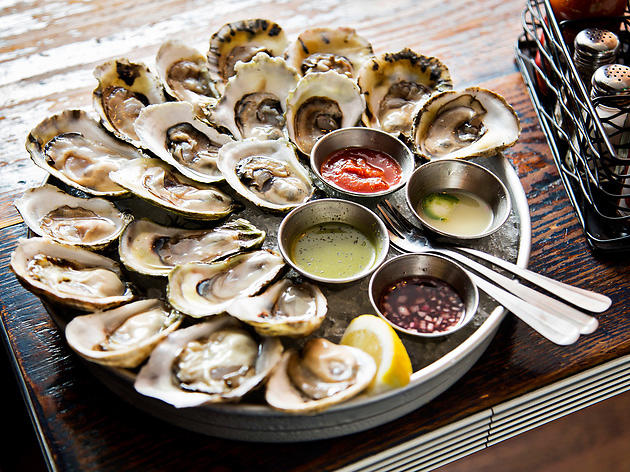 The best seafood restaurants in DC