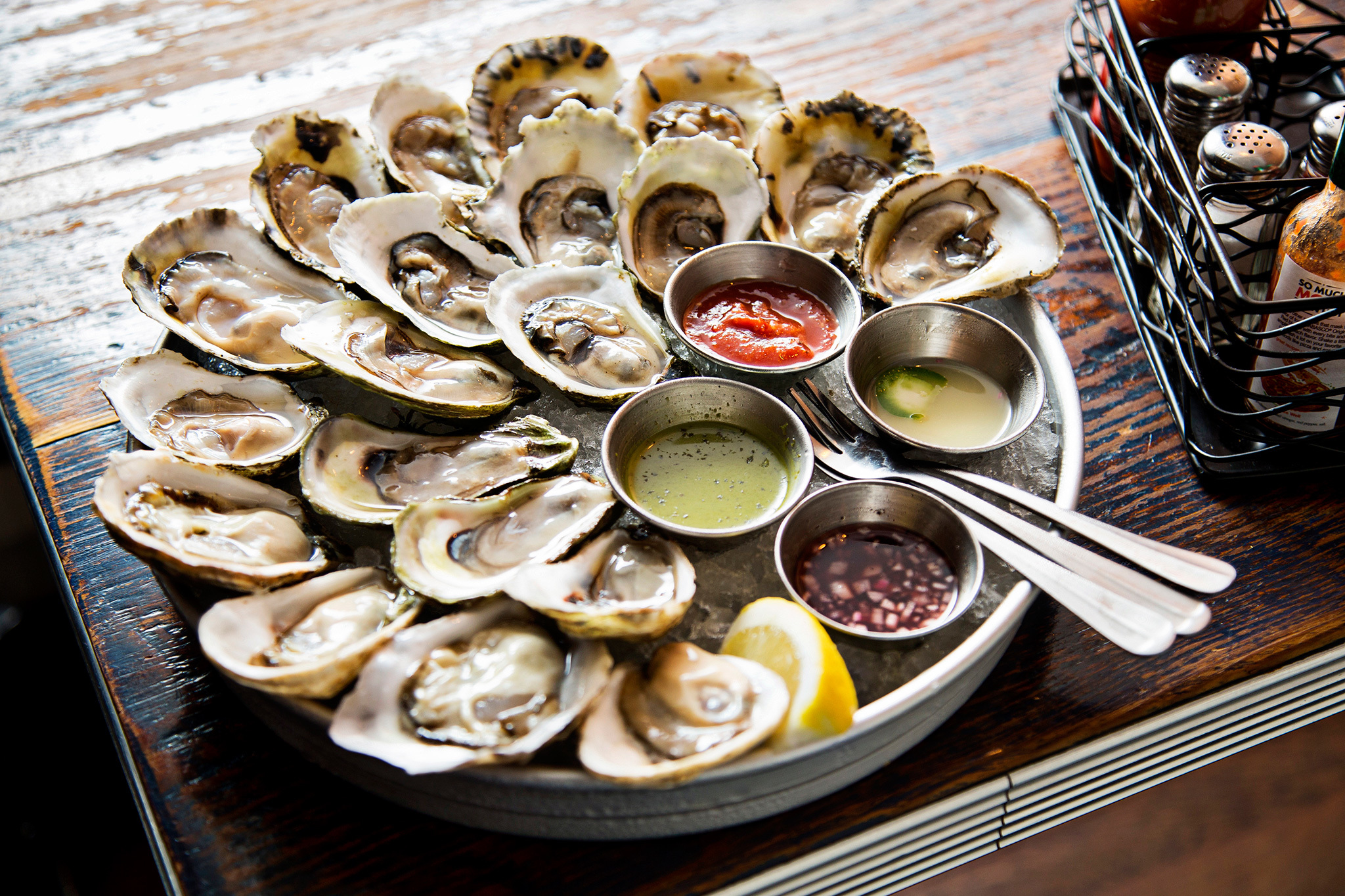 The Best Seafood Restaurants In Washington D C