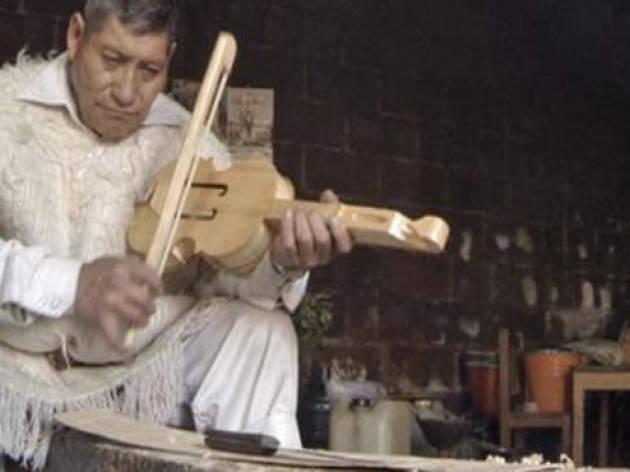 La música, mi lengua materna
