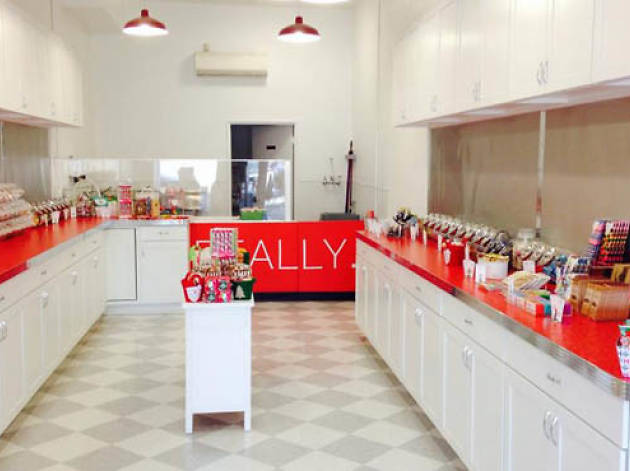 A Real Treat Candy Boutique