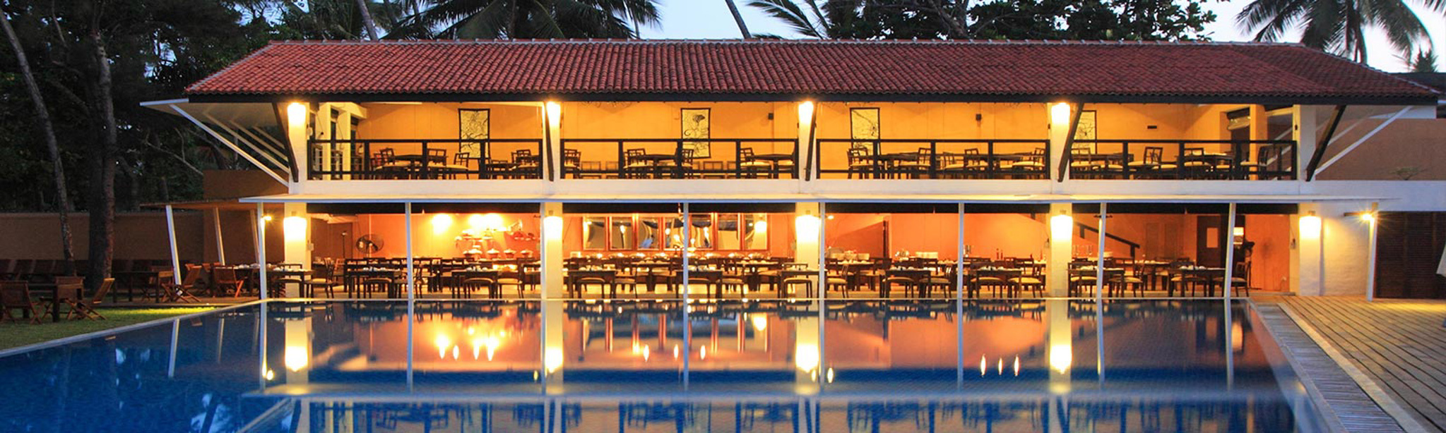 Avani Bentota Resort & Spa is a hotel in Bentota