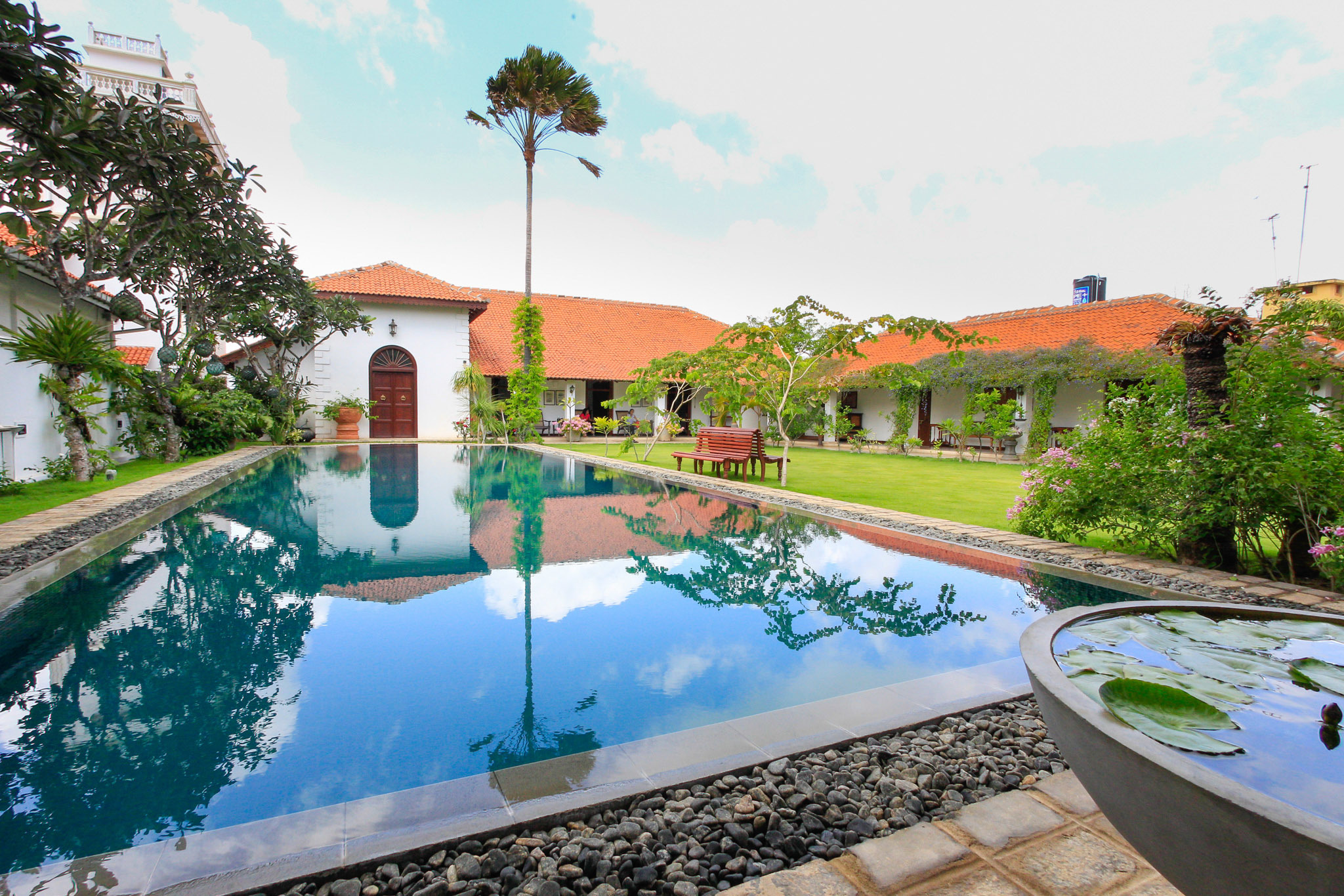 Bethany101 is a boutique hotel in Puttalam