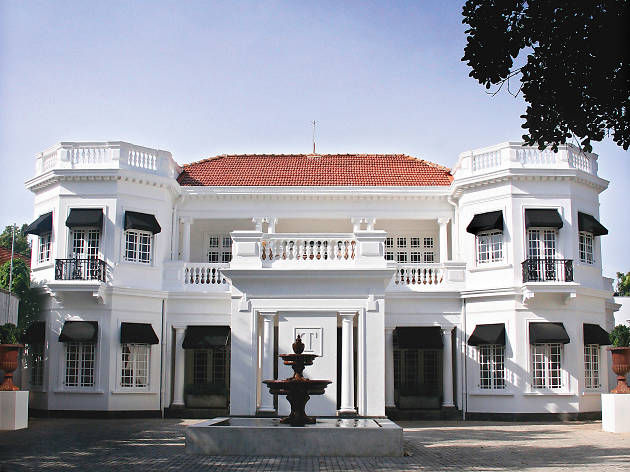 Tintagel Colombo is a luxury boutique hotel in Colombo