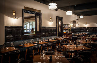 Hawksmoor Dining Room