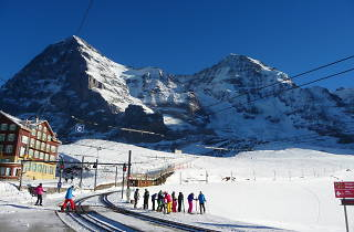 Kleine Scheidegg, Jungfrau ski resort, Time Out Switzerland