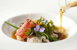 Kitchin seafood