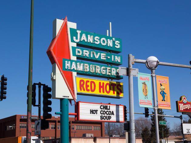 Janson's Drive-In