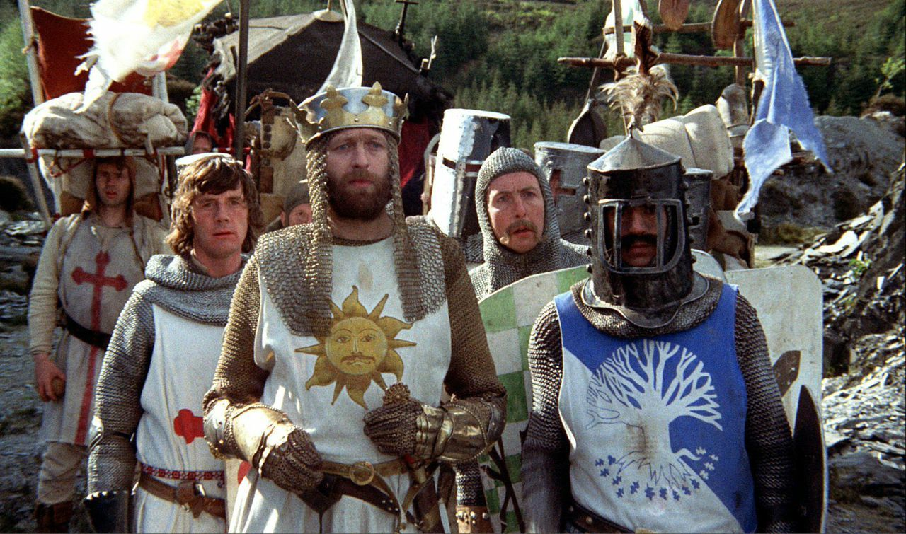 Ni! Ni! Monty Python are reuniting at Tribeca Film Festival!