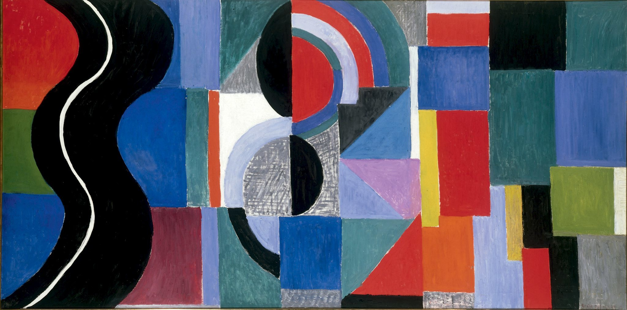 The EY Exhibition: Sonia Delaunay