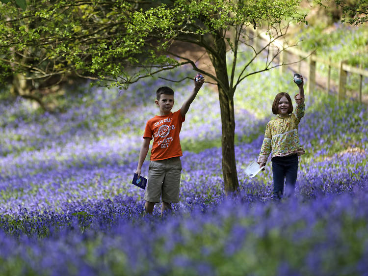 Easter activities for kids in London