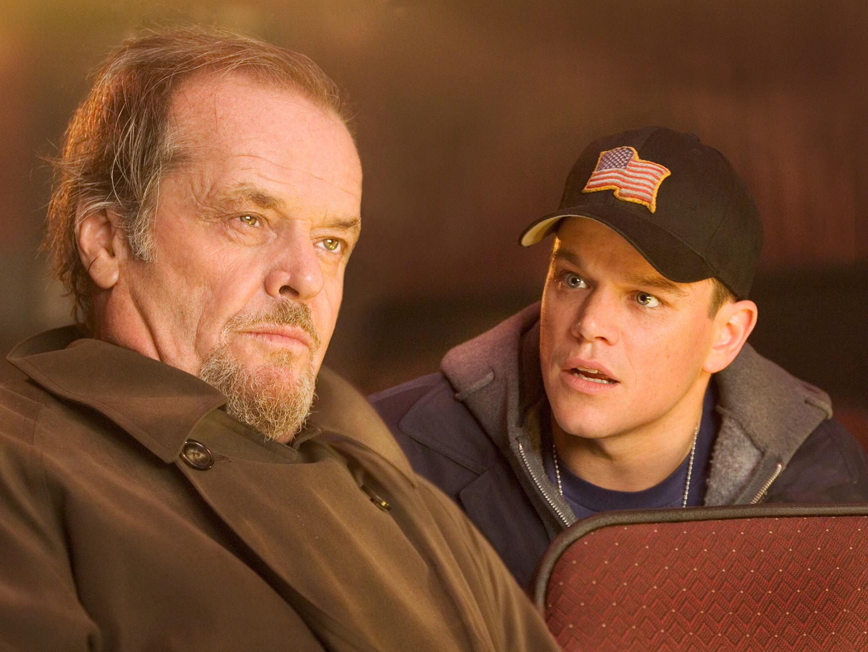 The Departed, Gangster movies
