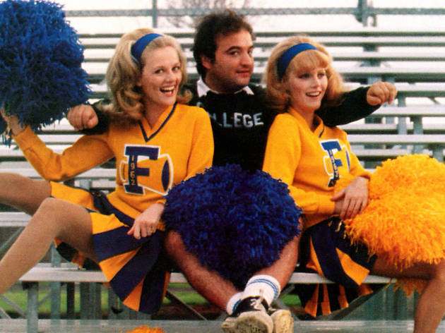 Best teen movies, Animal House