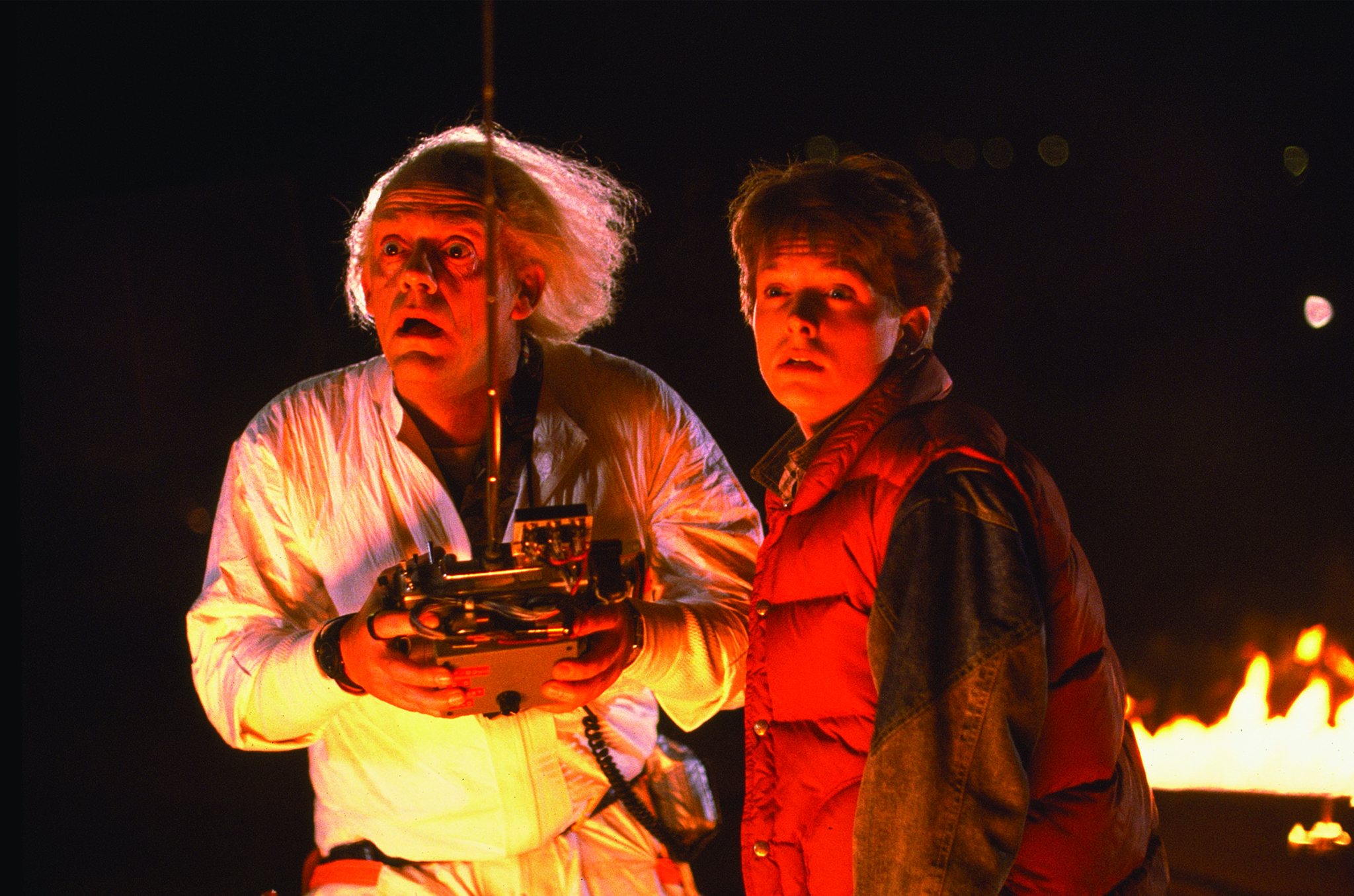 July 11, Back to the Future