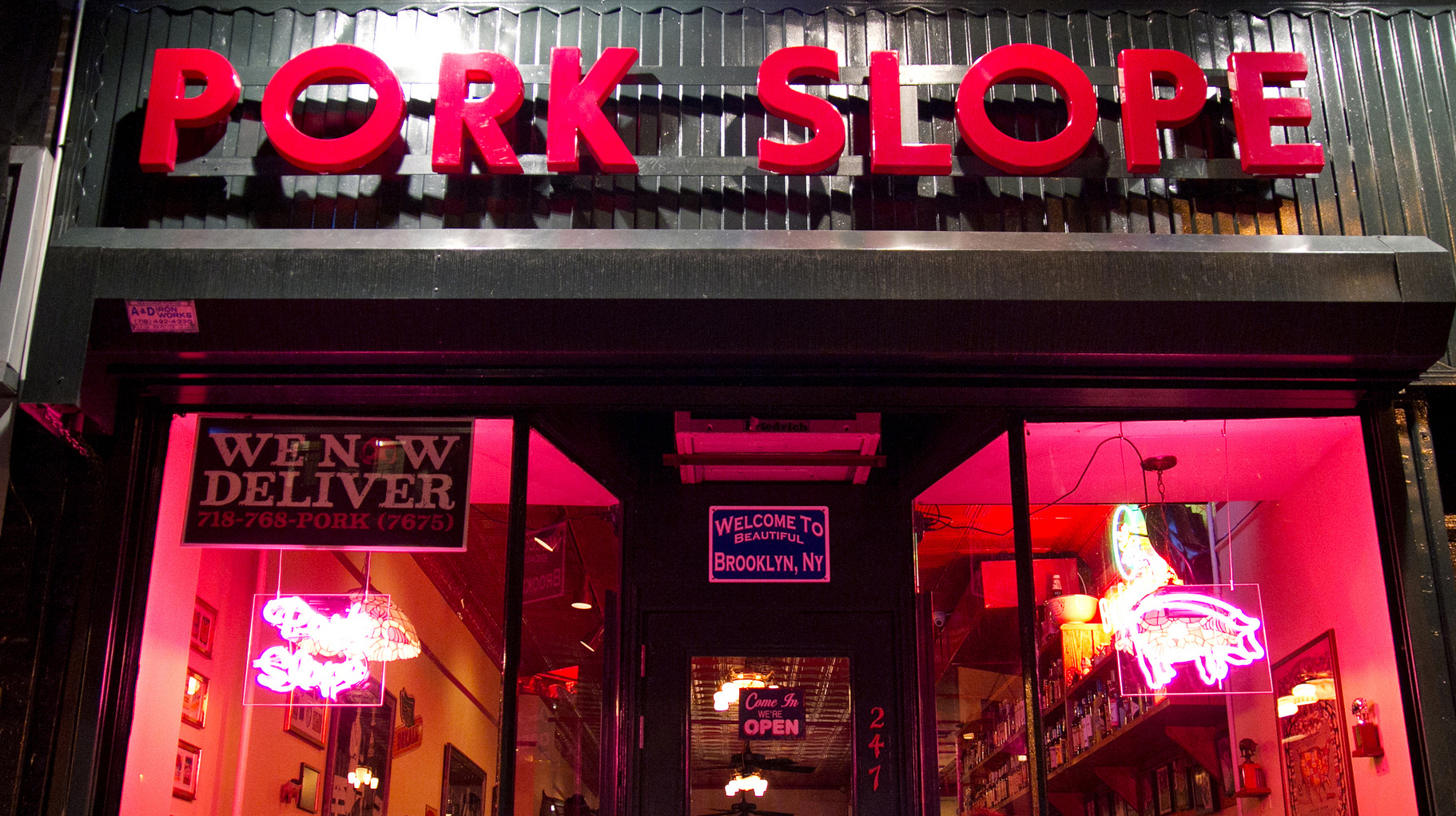 The 20 best punny business names in NYC