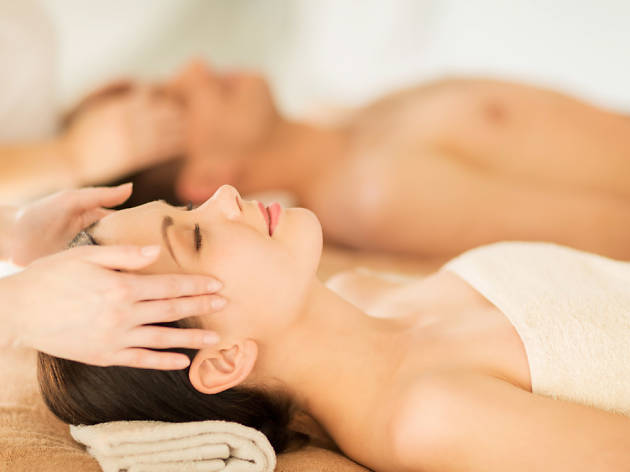 The best couples massage rooms in NYC