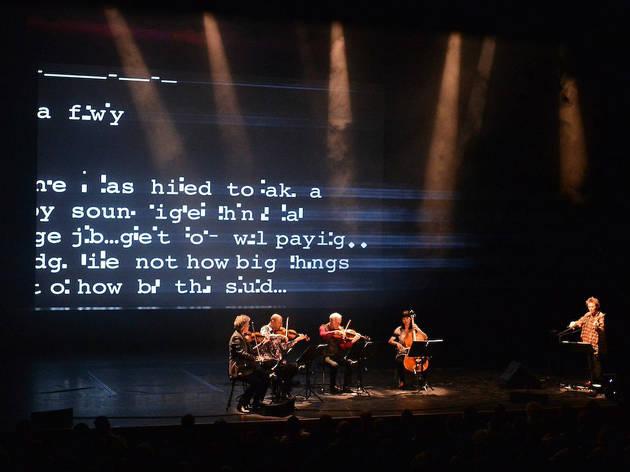 Laurie Anderson + Kronos Quartet: Landfall