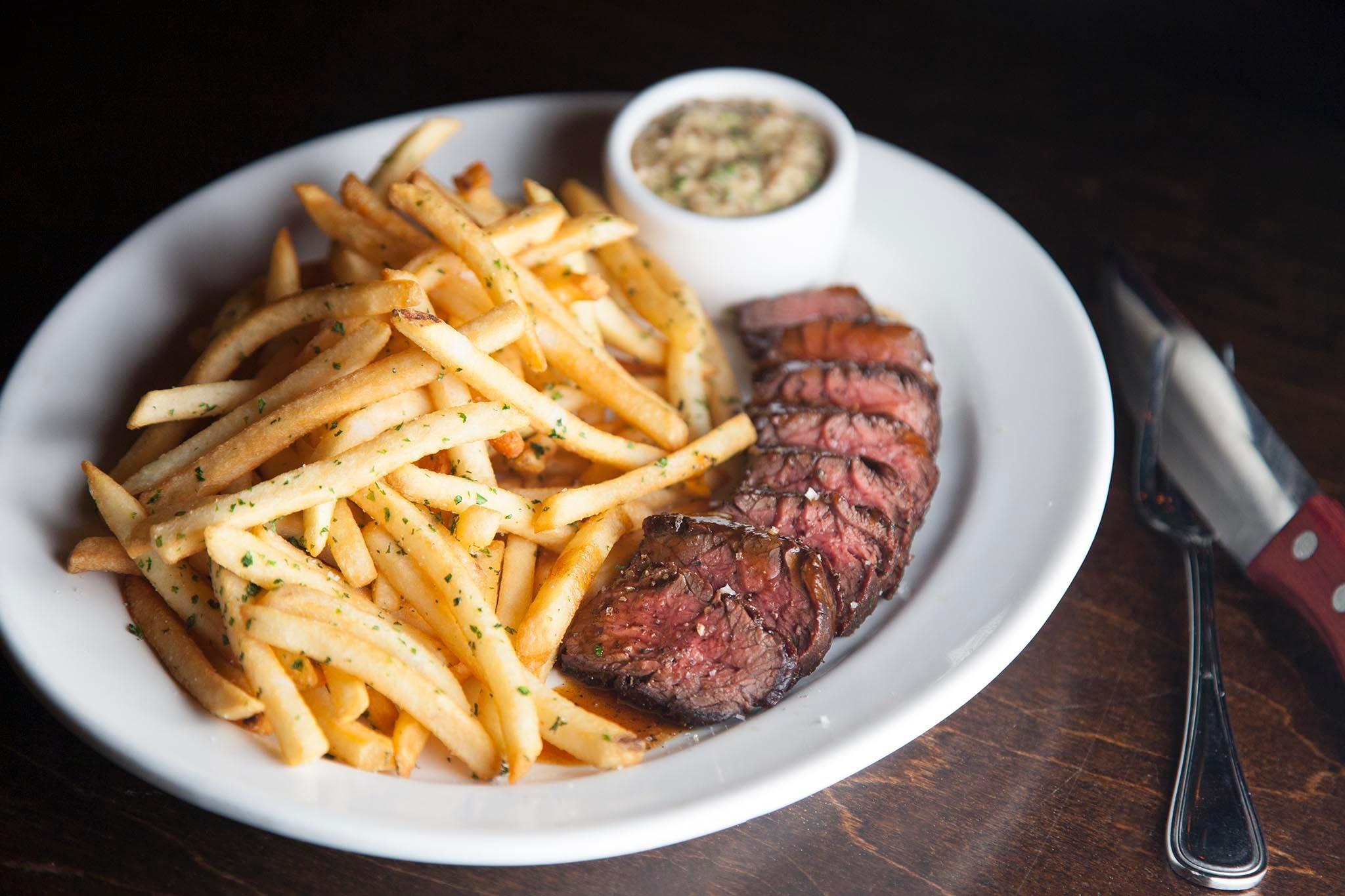 The best steak frites in LA