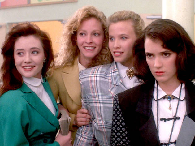 Best teen movies, Heathers