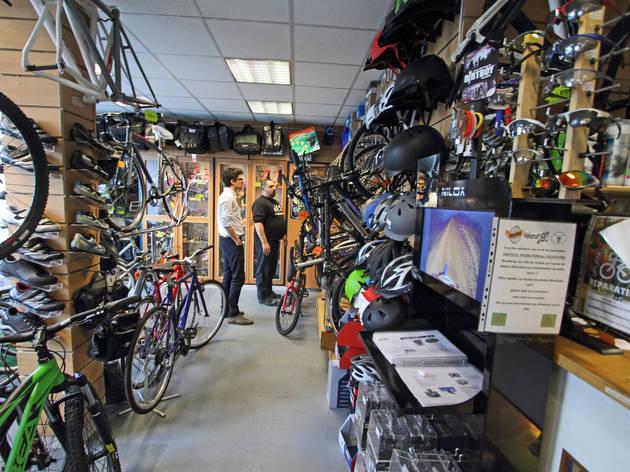 Les petits Vélos de Maurice (© EC)