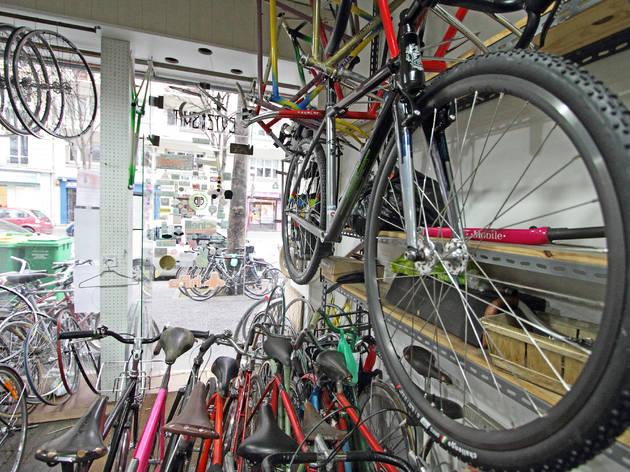 La Bicyclette (© EC)