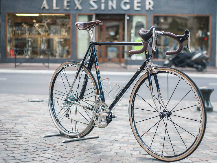 Cycles Alex Singer