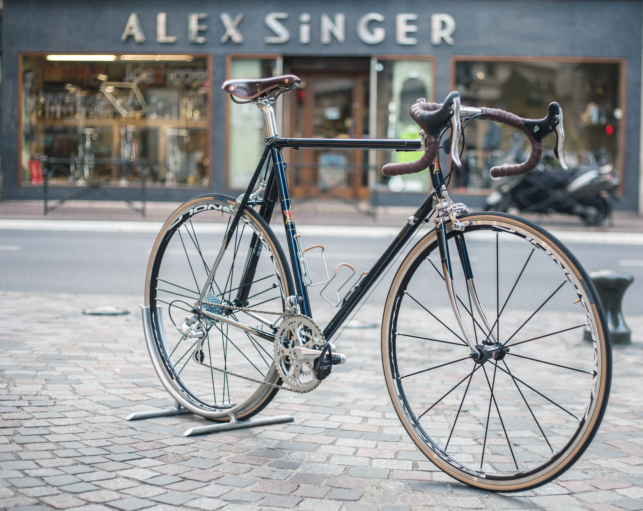 Cycles Alex Singer