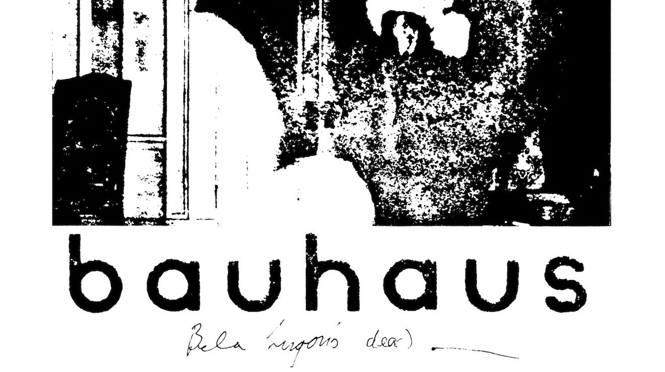 bauhaus, bela lugosi's dead
