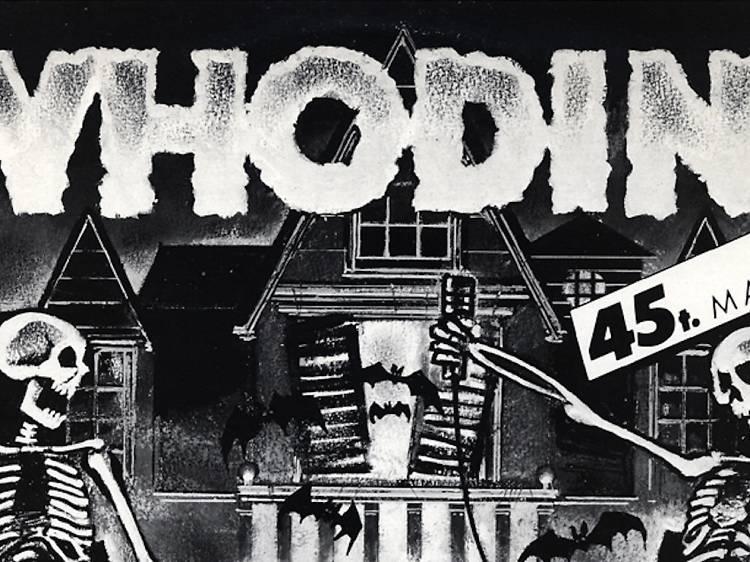 Whodini – 'Haunted House of Rock'