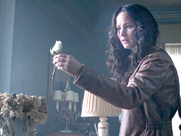 President Snow's White Roses - the perfect gift for the murderous dictator in your life this Mother's Day