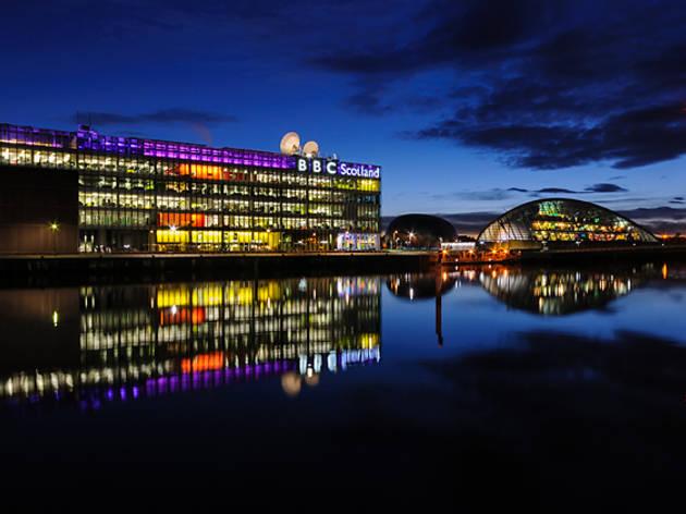 12 bbc science centre