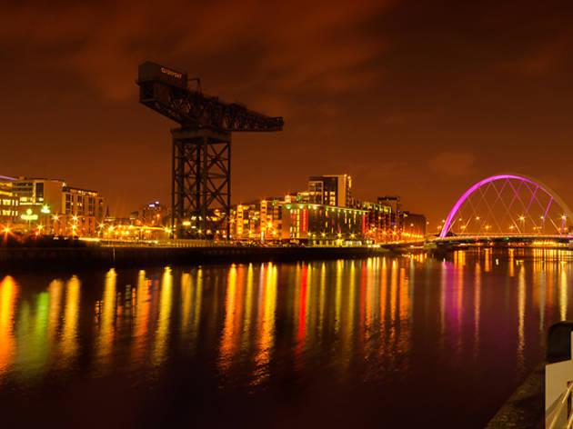 Glasgow by night: 23 photos of Glasgow from dusk til dawn