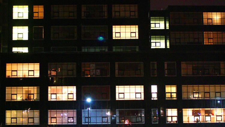 20 nighttime windows