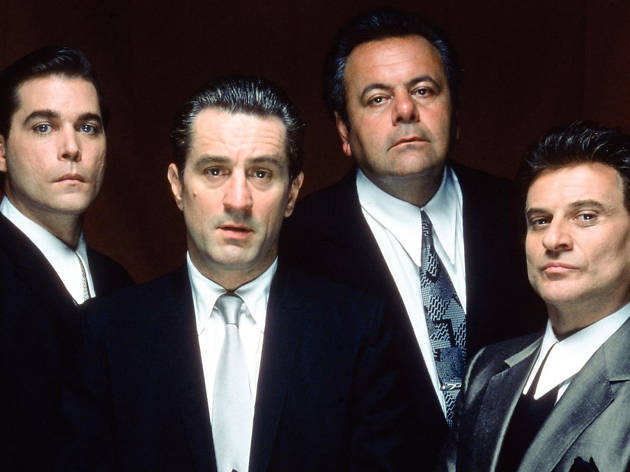 Goodfellas, Gangster movies, main image