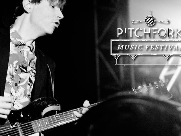 Beck at Pitchfork 2014