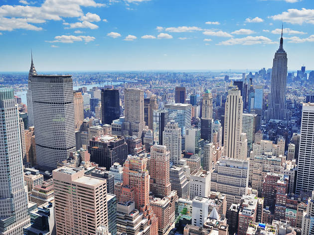NYC It All: 4-in-1 Sightseeing Pass
