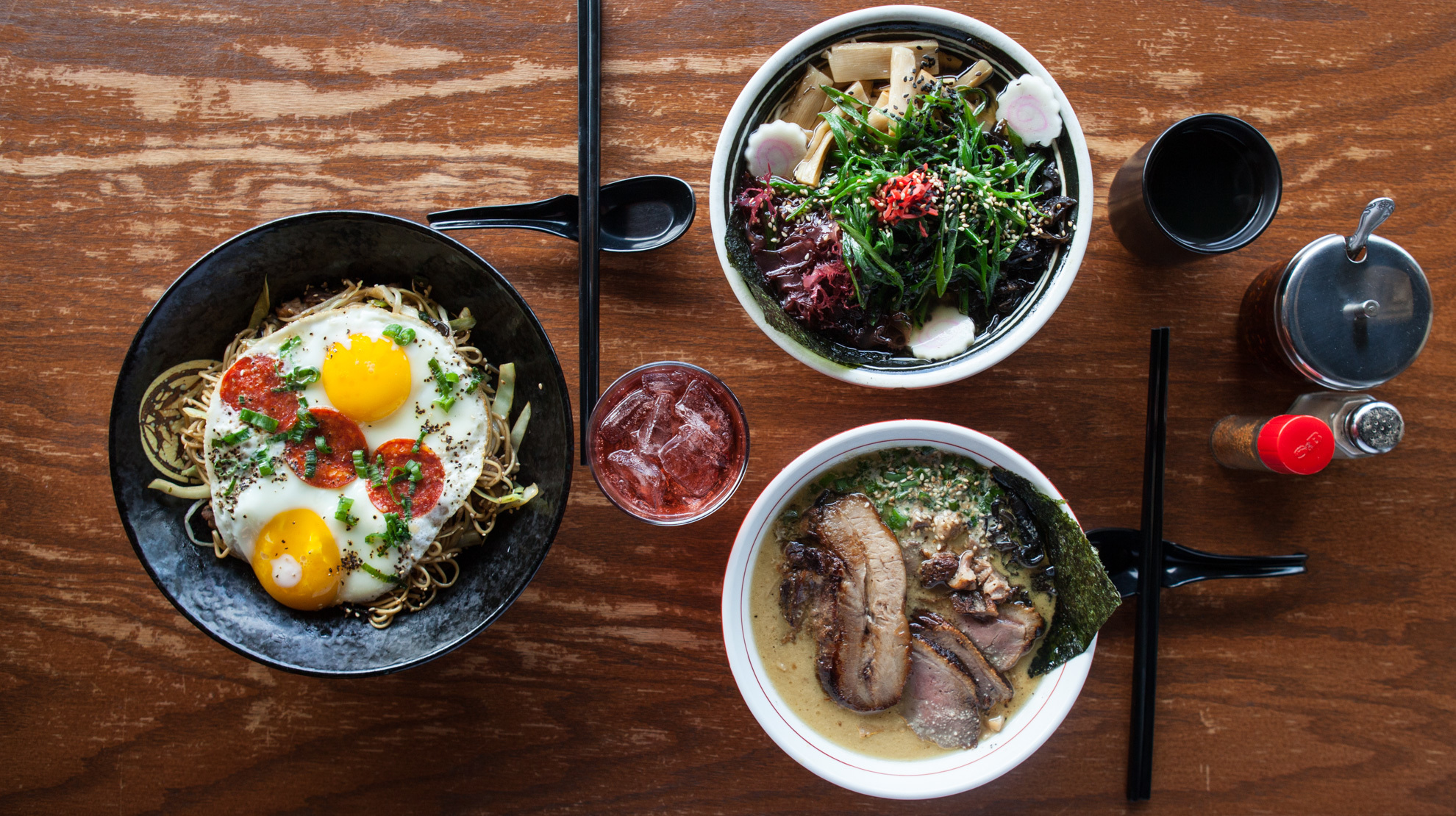 The best ramen in Chicago