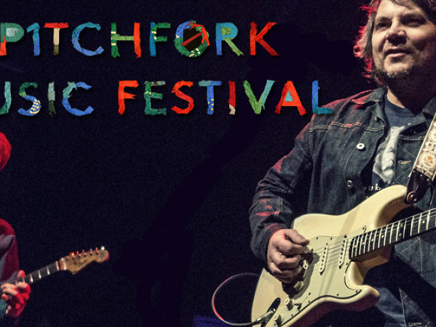 Wilco will headline Pitchfork Music Festival 2015.