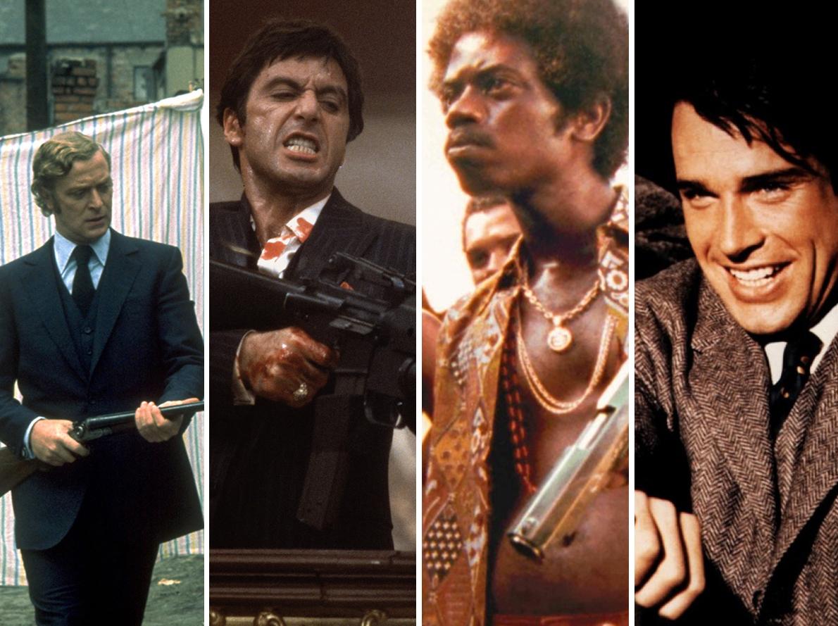 Italina mafia movie actors