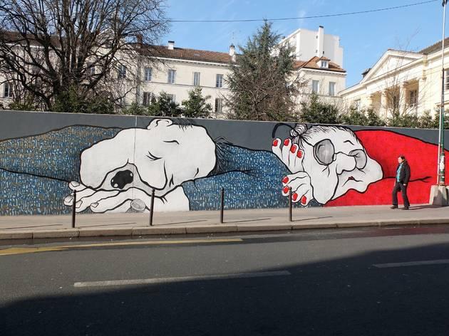 Street Art Ménilmontant