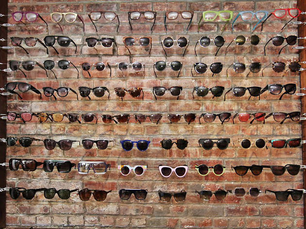 c225084baf Best sunglasses  The best sunglass shops in NYC