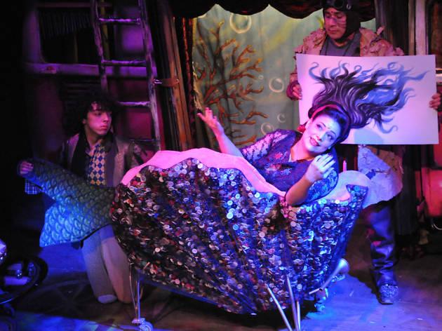 El musical: El último teatro del mundo