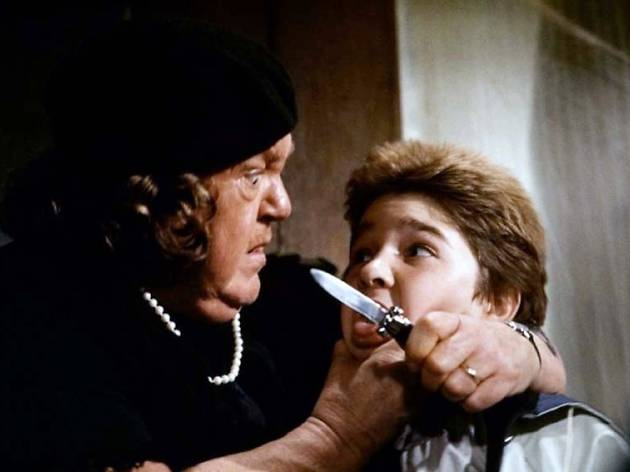 Best teen movies, Goonies, Mama Fratelli